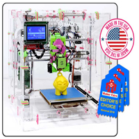 JellyBox2 3D Printer Kit
